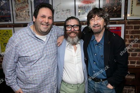 Editorial photo of 'Fiddler on the Roof' play, Press Night, London, UK - 05 Dec 2018