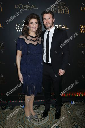 Editorial picture of L'Oreal Paris Women of Worth celebration, New York, USA - 05 Dec 2018