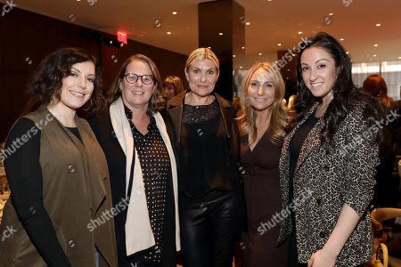 Editorial picture of AMEX Billboard Luncheon, New York, USA - 05 Dec 2018