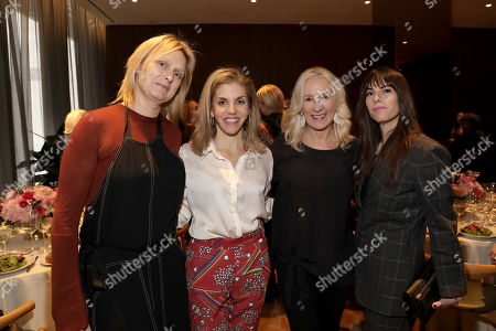 Editorial picture of AMEX Billboard Luncheon, New York, USA - 05 Dec 2018