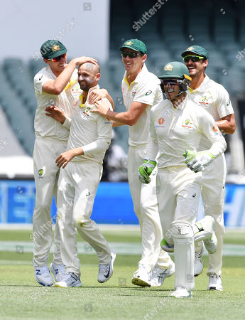 Australia v India, Day 1