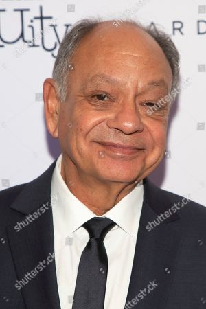 Award presenter for History Cheech Marin attends the Smithsonian Magazine 2018 American Ingenuity Awards held at The National Portrait Gallery, in Washington