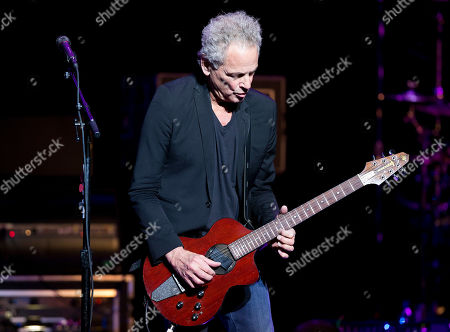 Stock Picture of Lindsey Buckingham performs at The Wilbur Theatre, in Boston