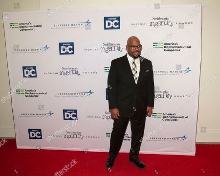 Christian McBride attends the Smithsonian Magazine 2018 American Ingenuity Awards held at The National Portrait Gallery, in Washington