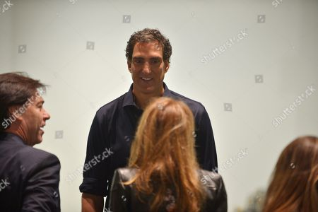 Stock Photo of Rony Seikaly