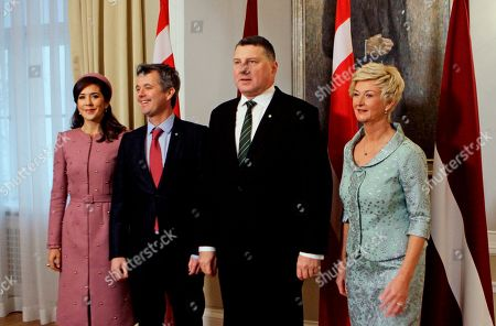 Danish royals visit to Latvia