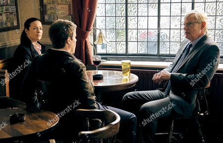 Editorial image of 'Manhunt' TV Show, Series 1, Episode 1 UK  - Jan 2019