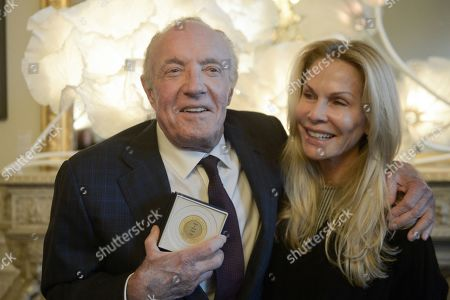 Stock Picture of James Caan, Linda Stokes
