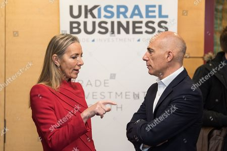 Editorial photo of UK Israel Business Briefing with Baroness Fairhead CBE, Spitalfields, London, UK - 06 Dec 2018