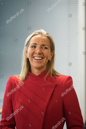 Stock Picture of Baroness Rona Fairhead CBE, Minister of State for Trade and Export Promotion at Allen and Overy