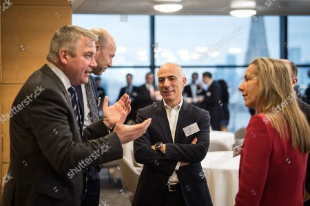 Editorial picture of UK Israel Business Briefing with Baroness Fairhead CBE, Spitalfields, London, UK - 06 Dec 2018