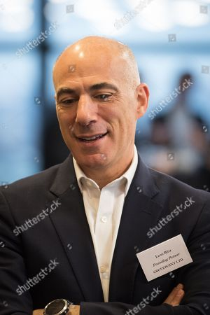 Stock Picture of Leon Blitz, Founding Partner of Grovepoint Ltd. and Chairman of UK Israel Business at Allen and Overy