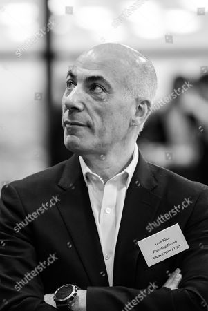 Stock Photo of Leon Blitz, Founding Partner of Grovepoint Ltd. and Chairman of UK Israel Business at Allen and Overy