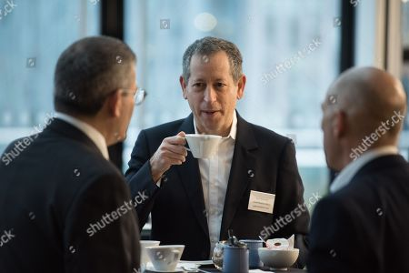 Bradley Fried Chairman of the Court of the Bank of England, Gary Narunsky Chief Finance Officer of Grovepoint Ltd. and Leon Blitz Chairman of UK Israel Business at Allen and Overy