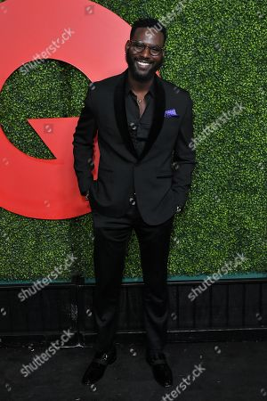 Editorial photo of GQ Men of the Year party, Arrivals, Los Angeles, USA - 06 Dec 2018