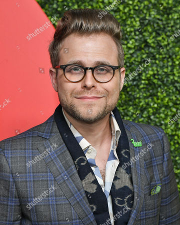 Editorial picture of GQ Men of the Year party, Arrivals, Los Angeles, USA - 06 Dec 2018