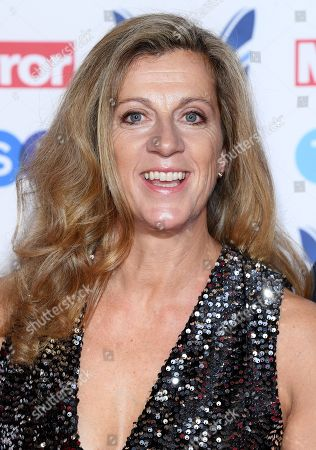 Stock Image of Sally Gunnell