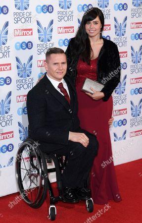David Weir and Alice Ward