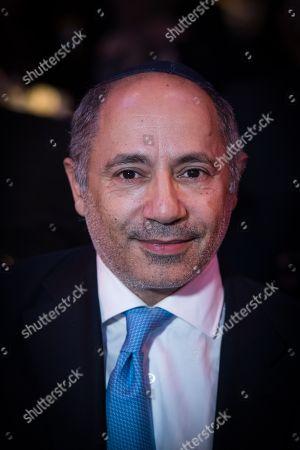 Alan Howard, founder of Brevan Howard Asset Management.