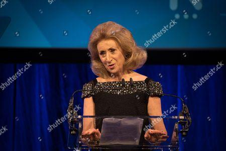 Stock Photo of Lady Wolfson.