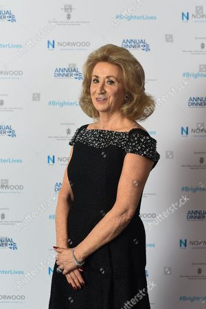 Editorial image of Norwood Charity Annual Dinner, London, UK - 12 Nov 2018