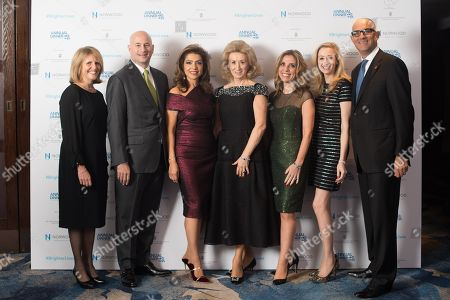 Editorial picture of Norwood Charity Annual Dinner, London, UK - 12 Nov 2018