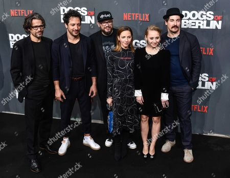 Editorial picture of Dogs of Berlin TV series premieres in Berlin, Germany - 06 Dec 2018
