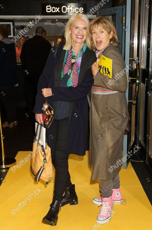 Anneka Rice & Penny Smith