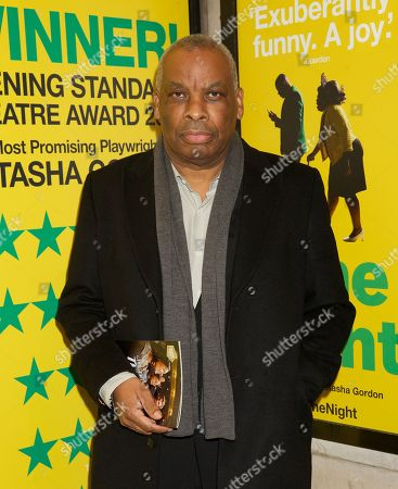 Editorial photo of 'Nine Night' play opening night, Arrivals, Trafalgar Studios, London, UK - 06 Dec 2018