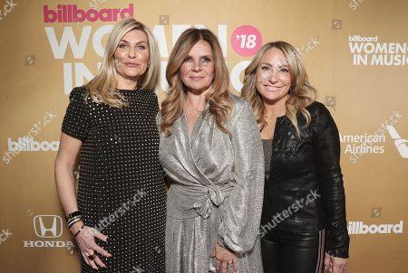 Editorial photo of Billboard's 13th Annual Women in Music, Pier 36, New York, USA - 06 Dec 2018