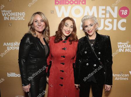 Editorial image of Billboard's 13th Annual Women in Music, Pier 36, New York, USA - 06 Dec 2018