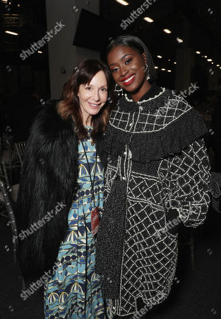 Jody Gerson and Tierra Whack