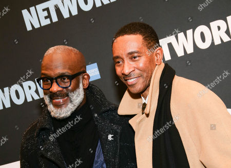 Stock Photo of Bebe Winans, Charles Randolph-Wright