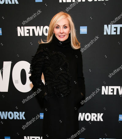 Editorial image of 'Network' play opening night, New York, USA - 06 Dec 2018