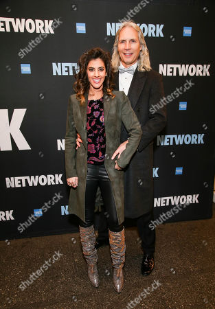 Editorial photo of 'Network' play opening night, New York, USA - 06 Dec 2018