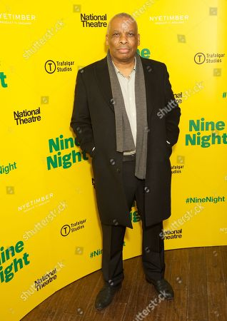 Stock Image of Don Warrington