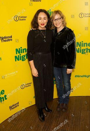 Samantha Spiro & Lindsey Coulson
