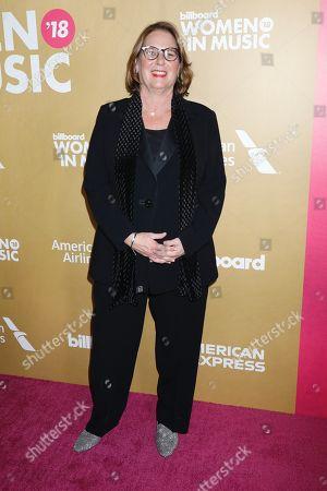 Editorial photo of Billboard's 13th Annual Women in Music, New York, USA - 06 Dec 2018
