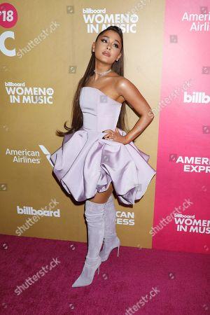 Stock Photo of Ariana Grande