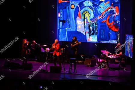Editorial image of Herb Alpert and Lani Hall in concert at The Parker Playhouse, Fort Lauderdale, USA - 06 Dec 2018