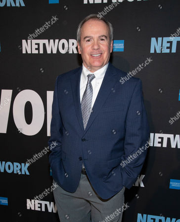Editorial image of 'Network' play opening night, After Party, New York, USA - 06 Dec 2018