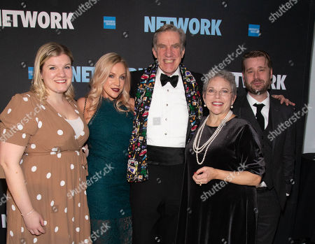 Stock Picture of Nick Wyman and Family