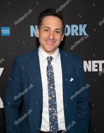 Editorial photo of 'Network' play opening night, After Party, New York, USA - 06 Dec 2018