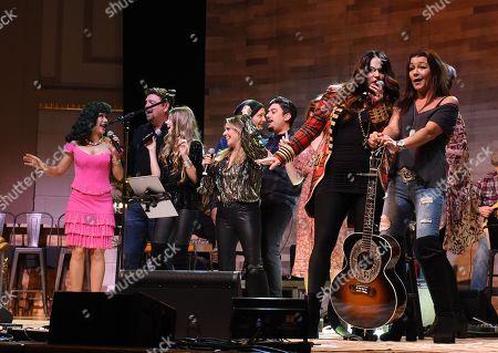 Editorial image of Nashville House Concerts at Historic War Memorial Auditorium, Nashville, USA - 06 Dec 2018