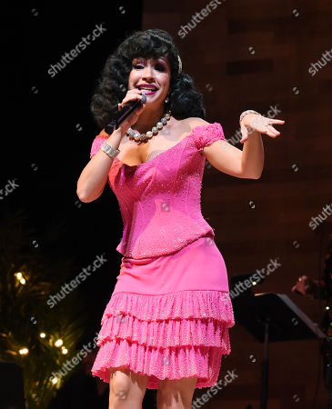 Stock Picture of Diana DeGarmo