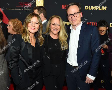 Editorial image of 'Dumplin' film premiere, Arrivals, Los Angeles, USA - 06 Dec 2018