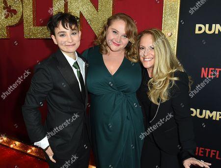 Bex Taylor-Klaus, Danielle Macdonald, Anne Fletcher