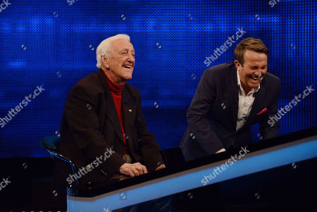 Editorial photo of 'The Chase Celebrity Special' TV Show, Episode 10, UK  - 16 Dec 2018
