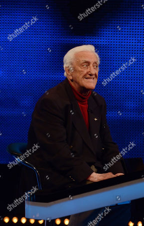 Stock Photo of Bernard Cribbins