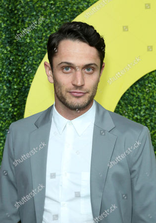 Colin Woodell arrives at the 2018 GQ's Men of the Year Celebration, in Beverly Hills, Calif